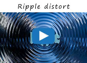 After Effects ripple distort