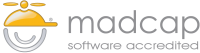MadCap Software accredited