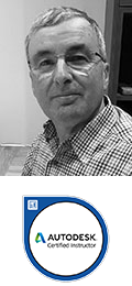 Philip Madeley Autodesk Certified Instructor