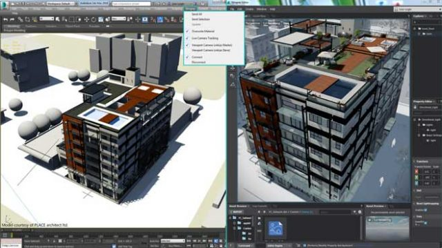 3ds Max blog - import your designs from other software